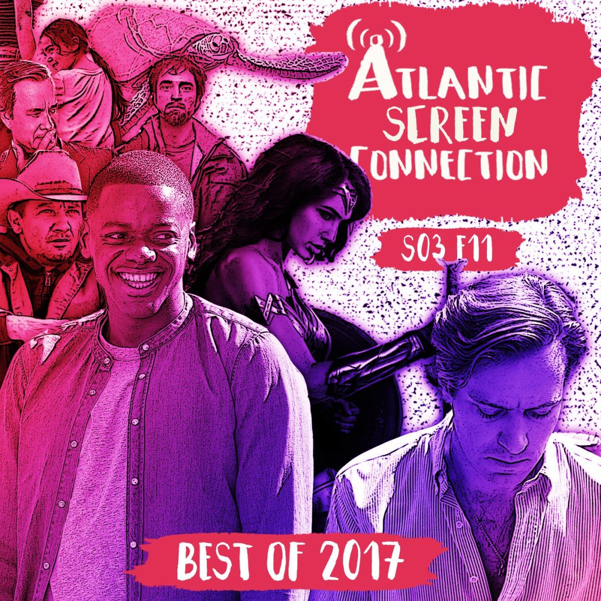 PODCAST: TOP FILMS of 2017(S03E11)